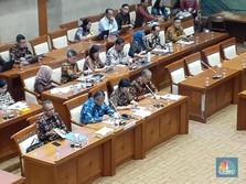 Tok! DPR Setuju Anggaran Pengeluaran Operasional BI Rp11,45 T