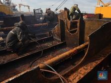 Pengusaha Curhat ke Luhut Soal Impor Kapal Bekas Bikin Resah