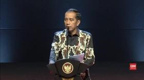 VIDEO: Jokowi Ungkit Gaduh Anggaran Pemprov DKI