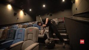 VIDEO: Dunia Sofyan di Antara Kartun dan Popcorn Bioskop