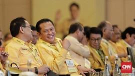 Bamsoet Resmi Nyatakan Jadi Calon Ketua Umum Golkar 2019-2024
