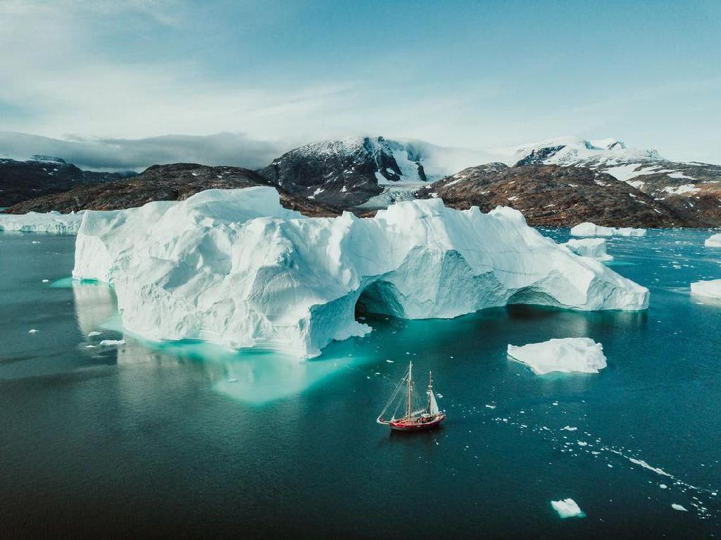 Es Paling Tebal di Arktik Cair Lebih Cepat, Apa Dampaknya?