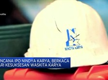 Pasien PPA Nindya Karya, Akan IPO Tahun 2022