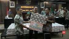 VIDEO: Uang Hasil Korupsi Rp477 Miliar Kembali ke Negara
