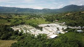 Pemerintah Rehabilitasi Irigasi Gumbasa Pasca-Bencana
