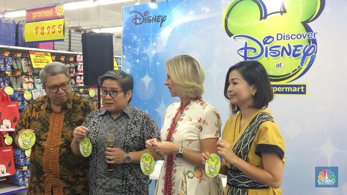 Ritel Sedang Lesu, MPPA Tak Akan Ekspansi Gerai di 2020. (CNBC Indonesia/Syahriza Sidiq)