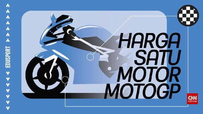 Edusports: Harga Satu Motor MotoGP