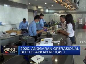 Tok! DPR Setujui Anggaran Tahunan BI