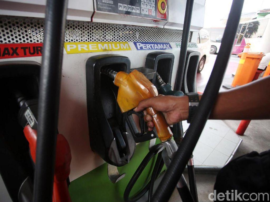 Pertamina pun berharap penyaluran BBM bersubsidi tepat sasaran.