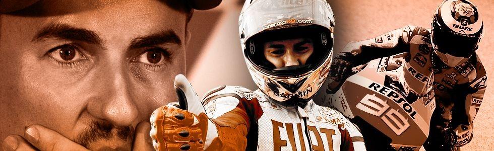 Lorenzo Pamit dari MotoGP