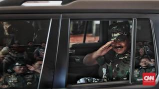 Panglima TNI Mutasi 27 Perwira, Wakil KSAD Diganti