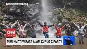 VIDEO: Menikmati Wisata Alam Curug Ciparay
