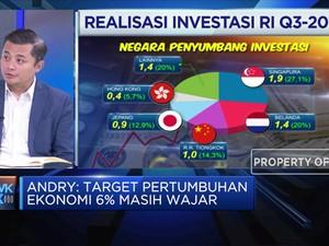 Ekonom Sebut Target Pertumbuhan Ekonomi RPJMN 6% Masih Wajar