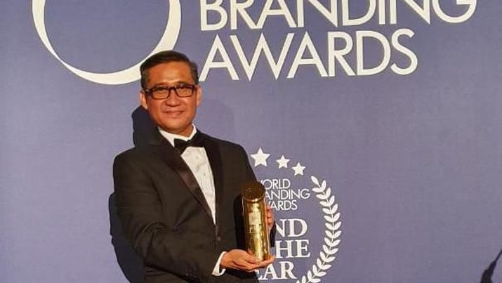 PLN Raih Penghargaan Brand of The Year 2019-2020