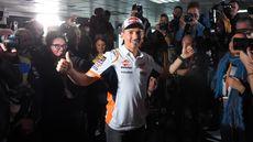 FOTO: Lorenzo Pensiun dan Mengejutkan Dunia MotoGP