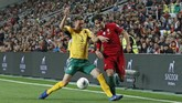 Portugal menunjukkan kualitas permainan yang jauh di atas Lithuania pada laga tersebut. (AP Photo/Armando Franca)