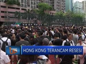 Hong Kong Terancam Resesi
