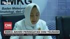 VIDEO: BMKG Akhiri Peringatan Dini Tsunami