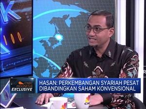 Menilik Laju Positif Pasar Modal Syariah RI