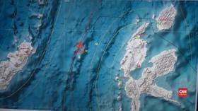 VIDEO: Gempa Terjadi Karena Patahan di Lempeng Laut Maluku