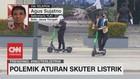 VIDEO: Polemik Aturan Skuter Listrik