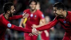 Santos: Portugal Tim Underdog di Piala Eropa 2020