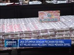 Terpidana Korupsi Kembalikan Uang Negara Rp 477 Miliar