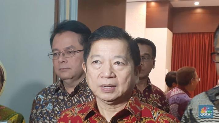 Suharso monoarfa - Menteri Pn/bappenas (CNBC Indonesia/Anisatul Umah)