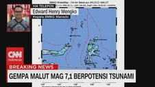 VIDEO: BMKG Manado: Gempa Susulan Berkekuatan 4,3 - 4,9 Mag