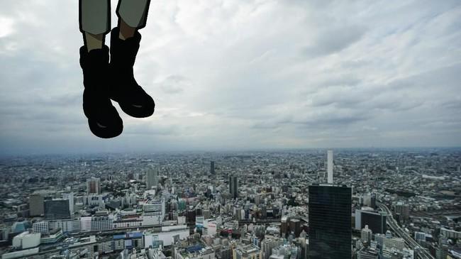 Untuk bisa menikmati pemandangan dari ketinggian Sky Circus Sunshine 60, pengunjung wajib membayar tiket masuk 620 yen per orang (sekitar Rp80 ribu).