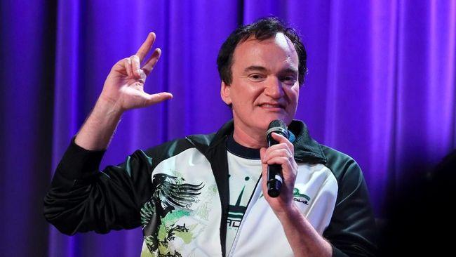 Quentin Tarantino Klaim 'Kill Bill' Belum Berakhir