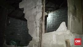 Gempa di Ternate Kamis Malam, 2 Warga Tertindih Reruntuhan