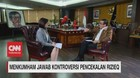 VIDEO: Menkumham Jawab Kontroversi Pencekalan Rizieq Shihab