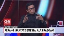 VIDEO: Usman Hamid Kritik Konsep 'Perang Rakyat Semesta'