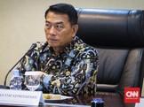 Dikritik Puan, Moeldoko Sebut Penambahan 6 Wamen Bisa Berubah
