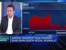 Analis: Bank BUMN Tidak Harus Selamatkan Bank Muamalat