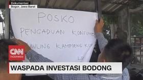 VIDEO: Waspada Investasi Bodong