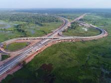 Tarif Sudah Ditetapkan, Tol Terpeka Gratis Sampai Awal 2020