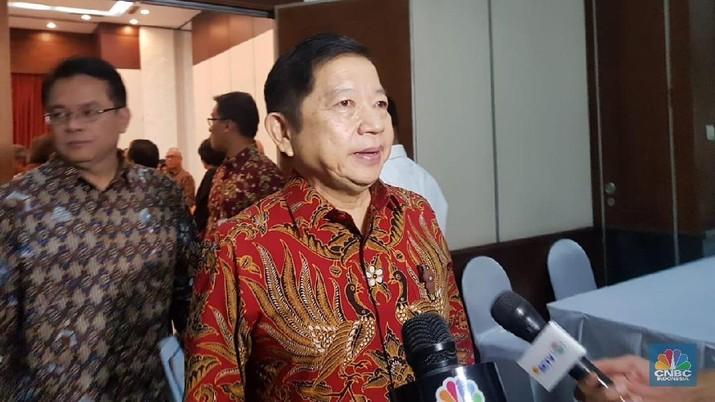 Suharso monoarfa - Menteri Pn/bappenas (CNBC Indonesia/Shalini)