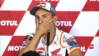 VIDEO: Detik-detik Lorenzo Umumkan Pensiun dari MotoGP