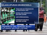 Tren Skuter Listrik Grabwheels Di DKI Jakarta