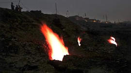 FOTO: Nasib Tambang Batu Bara India Berusia Seabad
