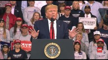 VIDEO: Trump Sebut Pemakzulan Jadi Cobaan Berat Bagi Keluarga