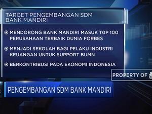 Investasi Bank Mandiri Kembangkan Kualitas SDM