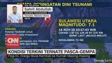 VIDEO: Kondisi Terkini Ternate Pasca Gempa