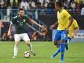 Pelatih Brasil Ungkap Cekcok dengan Messi