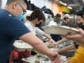 VIDEO: Pedemo Hong Kong Ambil Alih Kantin Kampus