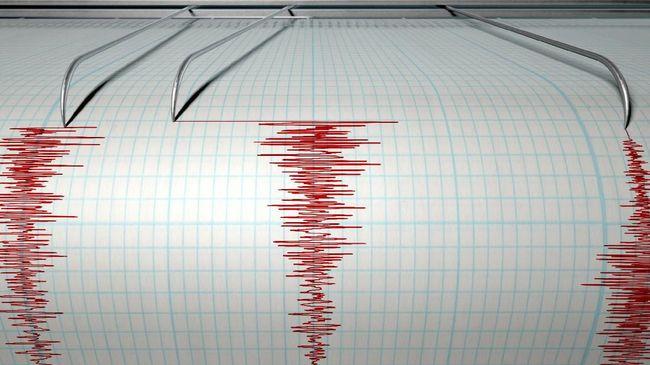 Gempa M 4,2 Guncang Tapanuli Selatan