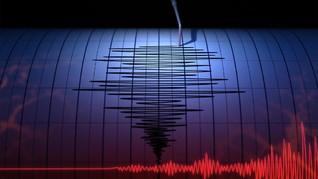 Gempa Magnitudo 4,9 Guncang Gorontalo, Pusat Gempa di Daratan