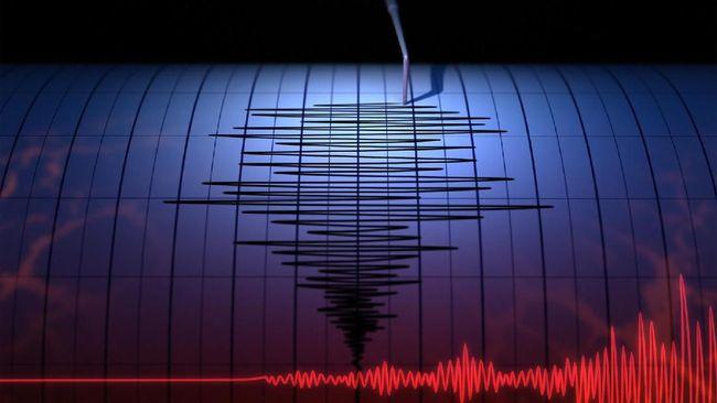 Indonesia Diguncang Gempa Bumi 779 Kali Selama Februari 2020